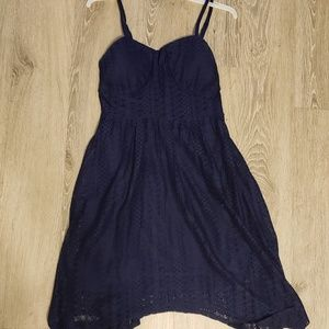 Dresses & Skirts - Dress navy blue